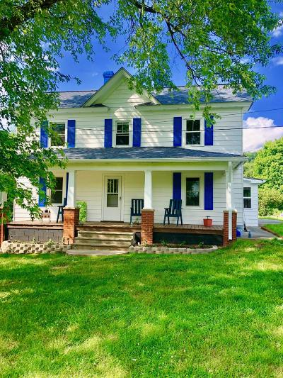 Vinton Single Family Home For Sale: 103 Oneal Dr