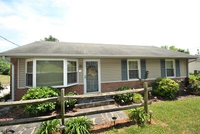 Vinton Single Family Home For Sale: 729 Kenyon Rd