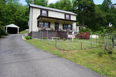 Bedford County Single Family Home For Sale: 12804 Lee Jackson Hwy