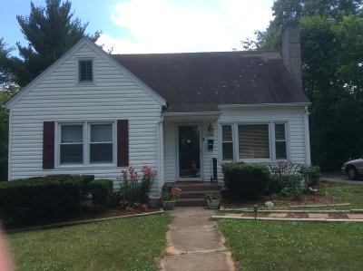 Roanoke City County Single Family Home For Sale: 2920 Grand Ave NW