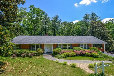 Roanoke Single Family Home For Sale: 3564 Hartland Rd SW