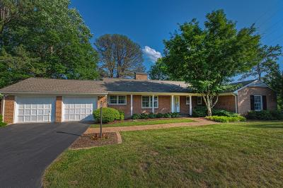 Roanoke Single Family Home For Sale: 4226 Lake Dr SW