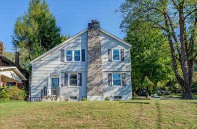 Roanoke Single Family Home For Sale: 2530 Longview Ave SW