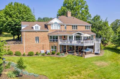 Roanoke County Single Family Home For Sale: 1525 Longview Rd