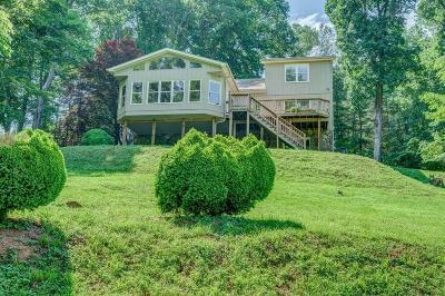 Bedford County Single Family Home For Sale: 120 Woodcreek Rd