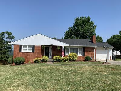 Vinton Single Family Home For Sale: 825 Olney Rd