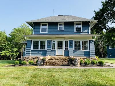 Salem Single Family Home For Sale: 3280 Bradshaw Rd #& 3282