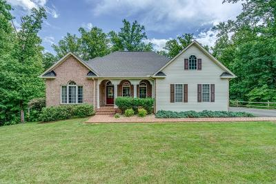 Vinton Single Family Home For Sale: 203 Windcrest Dr
