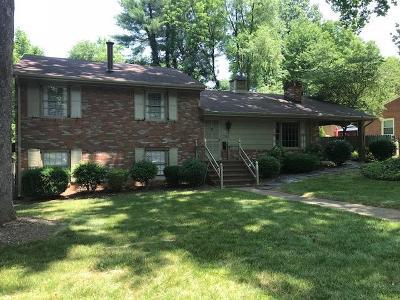 Roanoke Single Family Home For Sale: 2742 Beverly Blvd SW