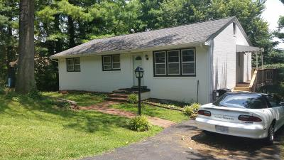 Salem Single Family Home For Sale: 632 Tarpley Ln