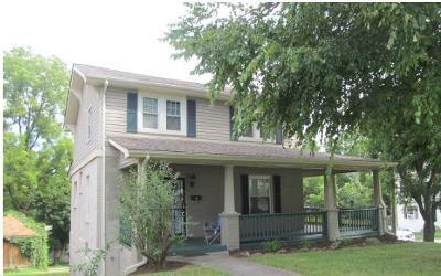 Roanoke Multi Family Home For Sale: 1601 Hampton Ave SW