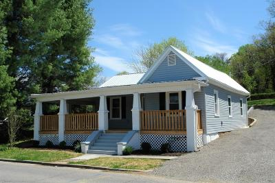 Salem Single Family Home For Sale: 418 Craig Ave