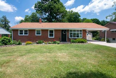 Roanoke County Single Family Home For Sale: 2664 Lindenwood Dr