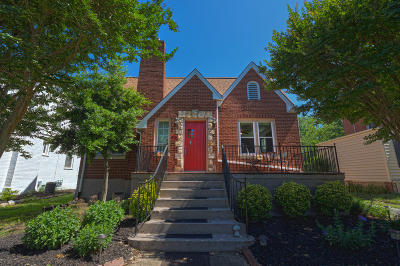 Roanoke Single Family Home For Sale: 2233 Lincoln Ave SW