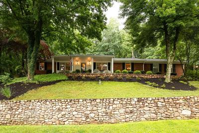 Roanoke City County Single Family Home For Sale: 3638 Heritage Rd SW