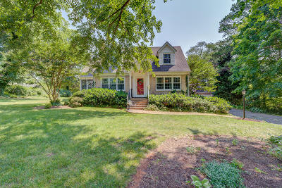 Roanoke Single Family Home For Sale: 2322 Circle Dr SW