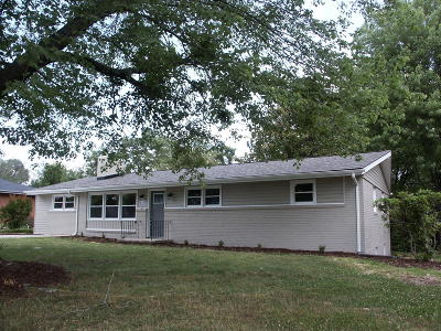 Roanoke County Single Family Home For Sale: 4427 Cordell Dr