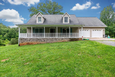 Roanoke County Single Family Home For Sale: 5333 Jordantown Rd