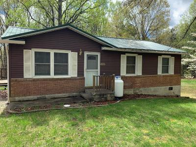 Roanoke County Single Family Home For Sale: 5352 Keffer Rd