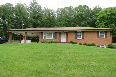 Roanoke County Single Family Home For Sale: 5062 Keffer Rd