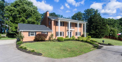 Troutville Single Family Home For Sale: 2661 Trinity Rd