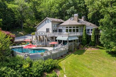 Bedford Single Family Home For Sale: 4472 Sheep Creek Rd