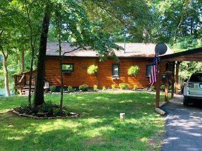 Single Family Home For Sale: 336 Indian Run Trl