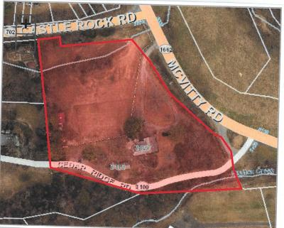Roanoke County Residential Lots & Land For Sale: 3027 McVitty Rd