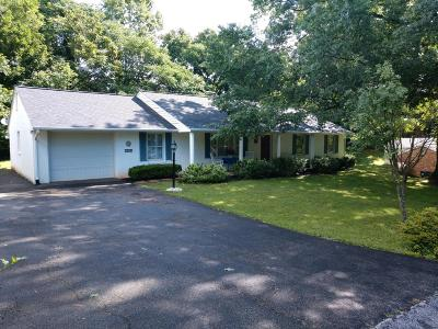 Roanoke County Single Family Home For Sale: 5228 Fordwick Dr