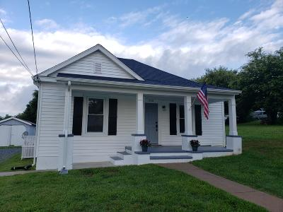 Roanoke Single Family Home For Sale: 916 Peck St