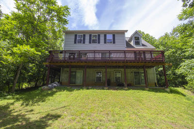 Franklin County Single Family Home For Sale: 442 Forest Shores Rd