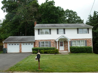 Salem Single Family Home For Sale: 2822 Simms Cir