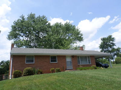 Bedford County Single Family Home For Sale: 1212 W Hill Dr