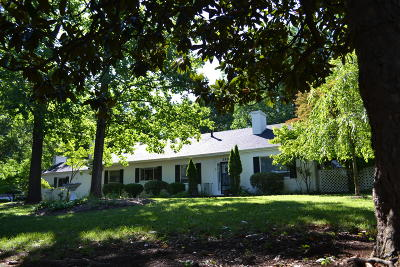 Roanoke Single Family Home For Sale: 3990 Winding Way Rd SW