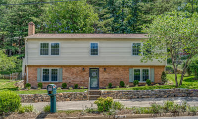Roanoke County Single Family Home For Sale: 5828 Merriman Rd