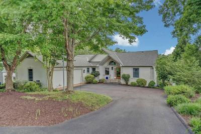 Bedford County Single Family Home For Sale: 160 North Pointe Ln