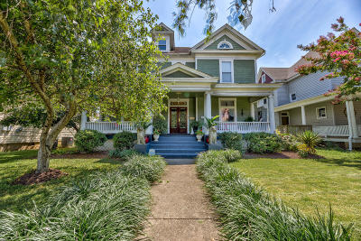 Roanoke City County Single Family Home For Sale: 634 Elm Ave SW