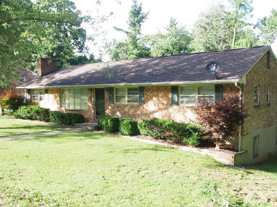 Roanoke County Single Family Home For Sale: 1901 Montclair Dr