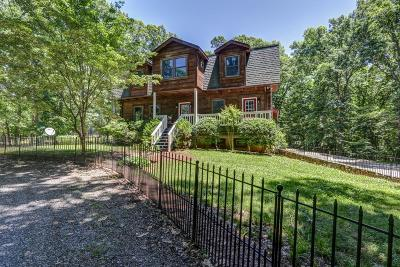 Bedford County Single Family Home For Sale: 4171 Roaring Run Rd