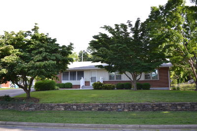 Roanoke County Single Family Home For Sale: 4531 Fontaine Dr