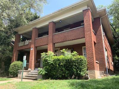 Roanoke City County Multi Family Home For Sale: 813 Ferdinand Ave SW
