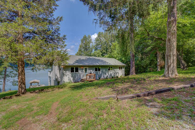 Goodview Single Family Home For Sale: 6493 Horseshoe Bend Rd