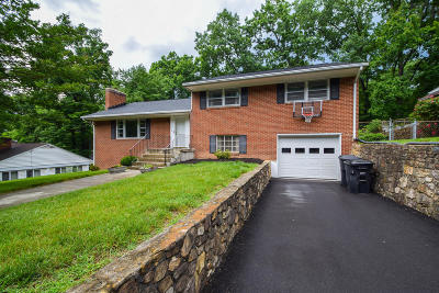 Roanoke County Single Family Home For Sale: 3049 Timberlane Ave
