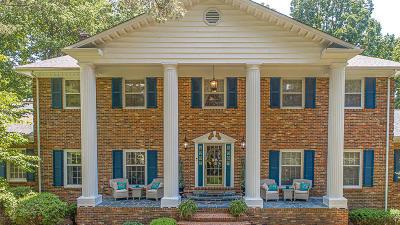 Vinton Single Family Home For Sale: 1236 Deer Run Dr