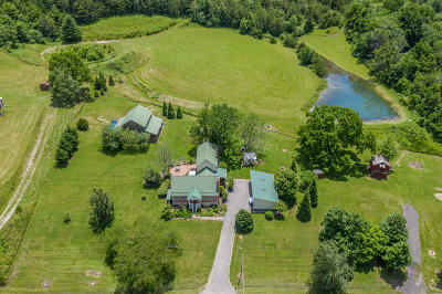 Roanoke County Farm For Sale: 8200 Blacksburg Rd