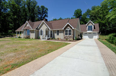Bedford County Single Family Home For Sale: 1073 Bedford Lake Dr
