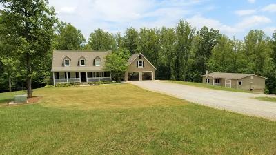 Rocky Mount VA Single Family Home For Sale: $520,000