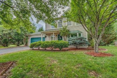 Roanoke County Single Family Home For Sale: 6106 Monet Dr