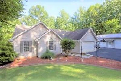 Bedford County Single Family Home For Sale: 2930 Hickory Cove Ln