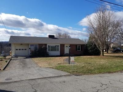 Vinton Single Family Home For Sale: 1111 Halliahurst Ave